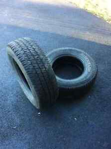 """17"""" 10 ply michelins"""