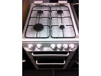 Zanussi gas double oven cooker 99£