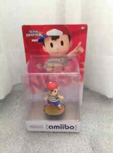 Ness Amiibo New in Original Packaging