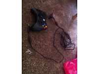 Controller and charger xbox 360