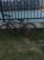 Bmx bike in good condition