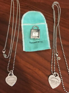 AUTHENTIC LONG NECKLACE Tiffany and Co SELL : AUTHENTIC LONG NEC