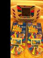 Tiger Handheld Electronic Games- Game Shows, Jeopardy, etc.
