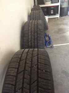 Goodyear Eagle 235/45R18 - 94v  Summer tires and rims