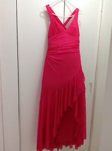 VERY ATTRACTIVE PINK DRESS SIZE L
