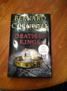 Bernard Cornwell signed First Edition