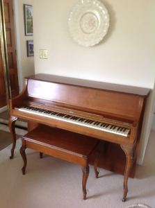 """Lesage"" Apartment size piano"