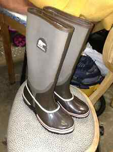 Ladies Sorel rubber boots for sale London Ontario image 1