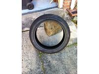 PIRELLI ANGEL ST rear motorcycle tyre