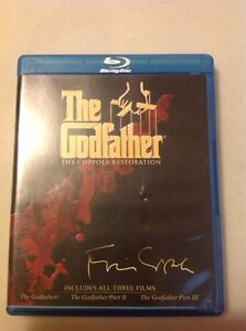 BLU-RAY: THE GODFATHER COLLECTION #1-3 | $10