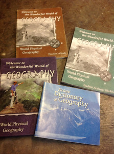 World geography books