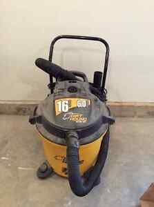 Dirt Hound 16 Gallon Wet and Dry Vac