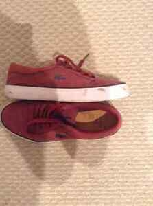 SELLING LACOSTE SHOES!