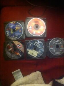 Ps1 , playstation 1 , psx loose titles