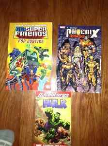 Super hero books for sale