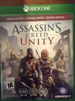Assassin's creed unity édition limitée Xbox one