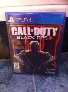 PS4 Call of Duty Black Ops III