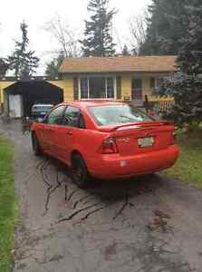 2007 Ford Focus Other Campbell River Comox Valley Area image 3