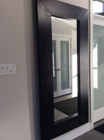 IKEA - mongstad mirrors - I have 2 for $100 each