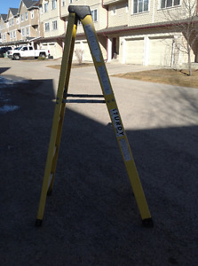 Ladder for sale fiberglass