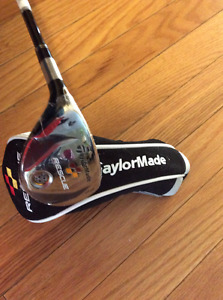Taylor made club- NEVER USED, BRAND NEW- left handed