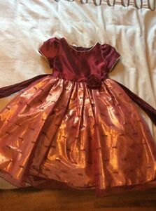 Party dress size 8