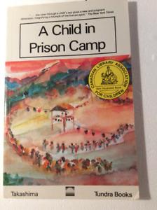 A CHILD IN A PRISON CAMP