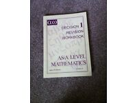 As/A Level Mathematics Revision Workbook