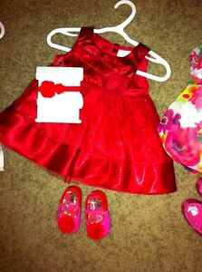 Christmas dresses 0-6 months.  Cambridge Kitchener Area image 2