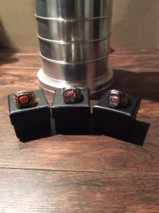Molson NHL Stanley Cup Rings