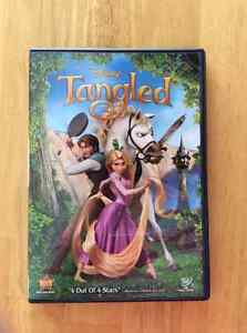 Tangled Disney dvd