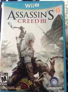 Jeux Wii-U :Assassin's Creed 3
