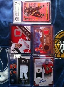Cartes de hockey à vendre
