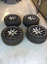Holden Commodore rims Failford Great Lakes Area Preview