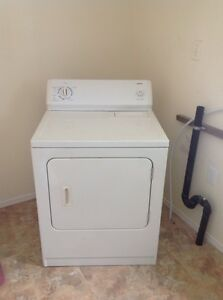 Kenmore dryer / secheuse Kenmore