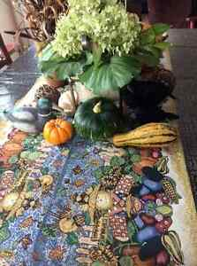 New Fall placemat sets, runners,napkins, matching napkin rings Edmonton Edmonton Area image 3