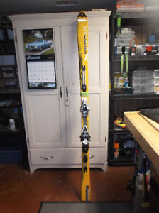 Salomon Xscream Skis And Bindings For Sale