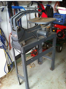 Commercial Scroll Saw