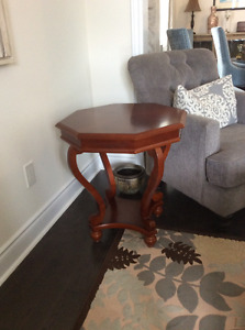 Bombay company end table (s)