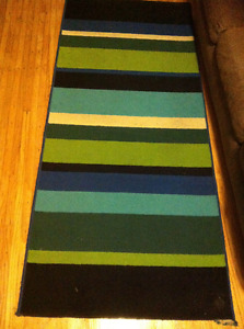 Colorful carpet - $ 8 or best offer
