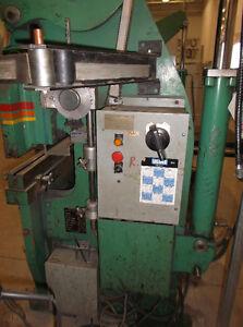 Accupress hydrolic CNC brake press (SOLD) Cambridge Kitchener Area image 4