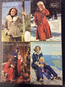 Old Eatons catalogues