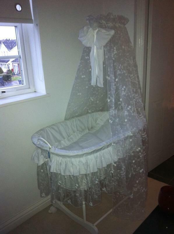 Large Moses Basket Crib Buy Sale And Trade Ads Great Prices