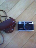 Yashica Minister Vintage Film Camera