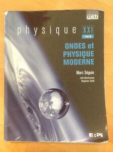 Physique onde et physique moderne