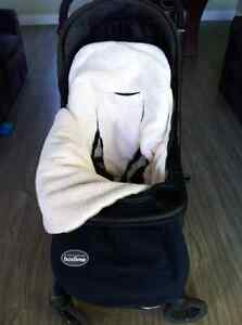 JJ Cole Stroller blanket sleeping bag style Peterborough Peterborough Area image 2
