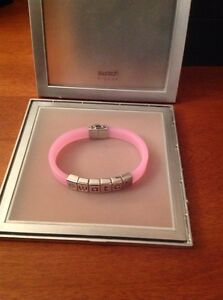 SWATCH jewelry/bracelet - like new/excellent condition