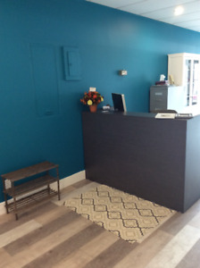 Room for rent in beautiful health clinic