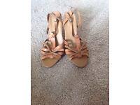 Footglove Ladies Sandals 6.5