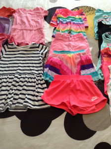 Large selection of toddler girls 2T clothing!